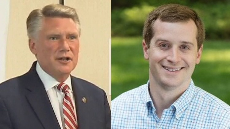 North Carolina's 9th District won't have representation in Congress at start of new year
