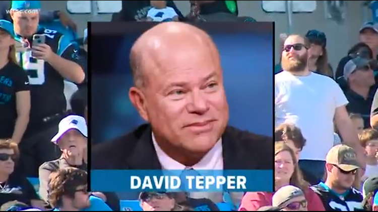 David Tepper is Jerry Richardson's pick to buy the Panthers and he'll do it for a record $2.2 billion cash, but he's not the next owner yet.