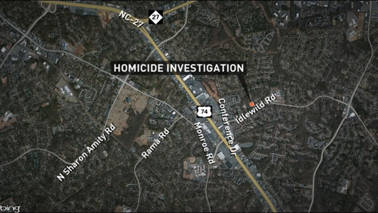 Fatal shooting leads to SWAT situation in northeast Charlotte