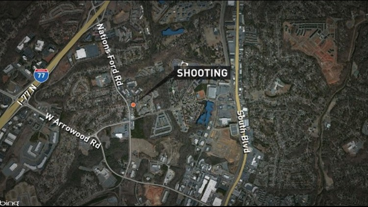 Officials did not say if a suspect has been identified in this incident