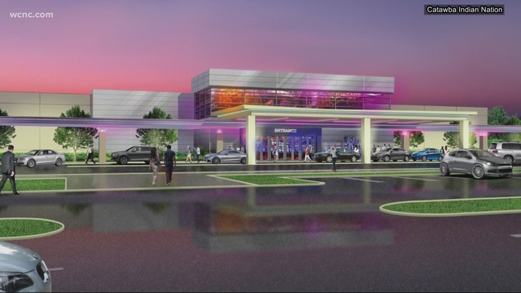 Kings Mountain casino expected to open next month