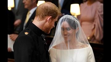 Megan And Harry Wedding.Photos The Royal Wedding Of Prince Harry And Megan Markle Wcnc Com