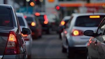 Study: Charlotte No. 11 for most aggressive drivers