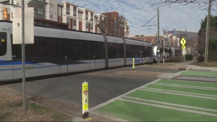 Virtual meetings held to discuss the future of light rails in Charlotte