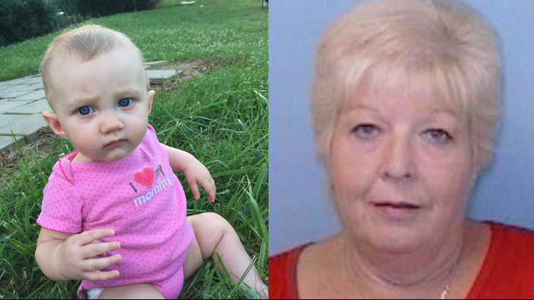 An abduction charge was dropped Tuesday afternoon against a Lincoln County grandmother who refused to return her granddaughter to her mother.