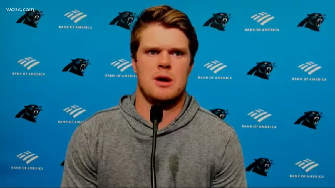 Sam Darnold excited for season to begin with the Carolina Panthers