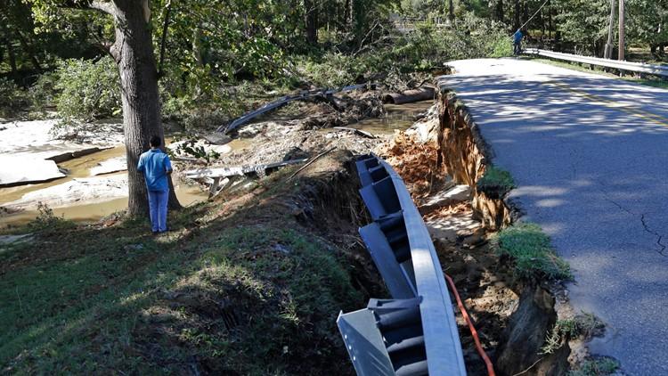 North Carolina No. 2 for risky dams where failure could kill