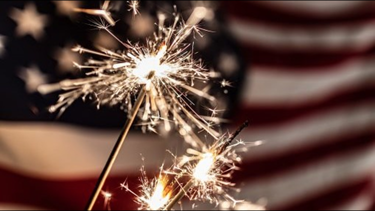 Larry Sprinkle emceed symphony and fireworks show in Kannapolis