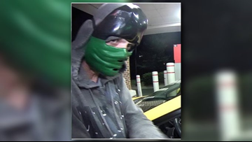 Police searching for man suspected of targeting Ballantyne ATM customers