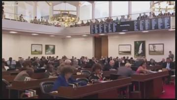 NC Senate: No plans to follow up on budget veto override this week