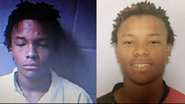 Teenager wanted for murder in Chesterfield County