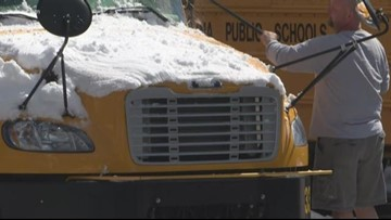SC students making up snow days with online classes