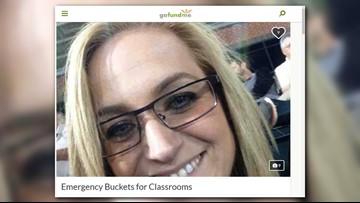 Catawba County teacher pushing for 'emergency buckets' in every classroom