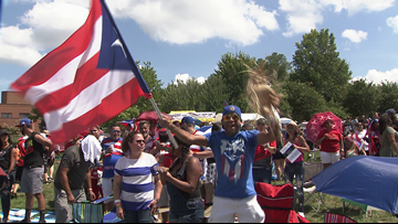 Thousands celebrate Puerto Rican festival in south Charlotte