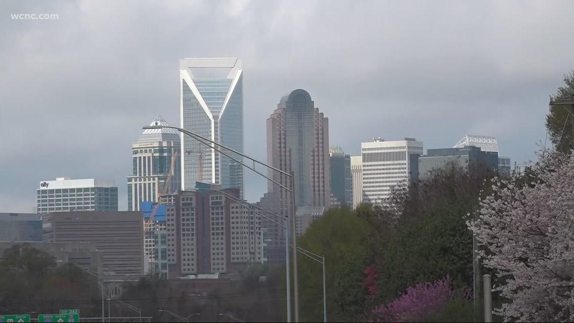 Charlotte city leaders discuss 2040 plan