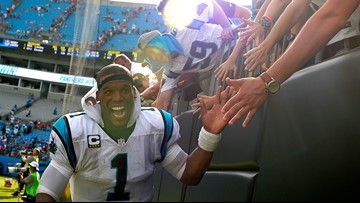 Cam was right for the Carolinas, like him or not