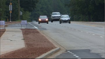 Parents concerned over Lancaster school's sidewalk near busy highway