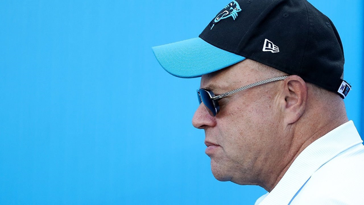 David Tepper addresses the future of the Carolina Panthers