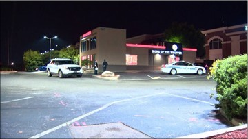 Workers hurt during armed robbery at fast food restaurant near SouthParkMall