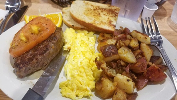 Eggs Up Grill adds new location in south Charlotte