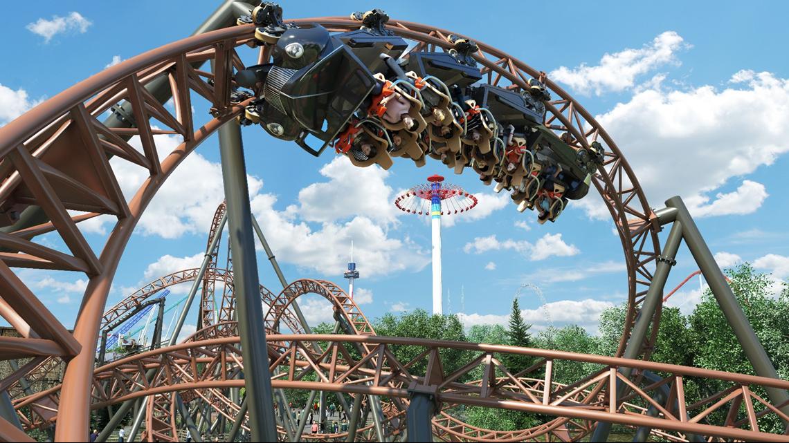 Carowinds Breaks Ground On Copperhead Strike Roller