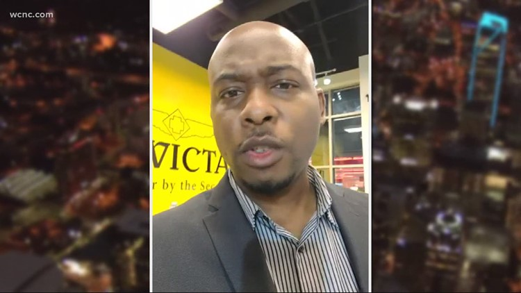 Charlotte shop owner says his Black-owned businesses got shut out