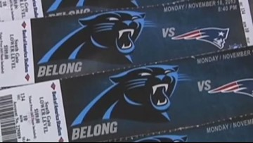 Radio announcer hints at Panthers' practice facility moving south