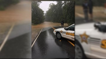 Road closures due to flooding by county | wcnc com