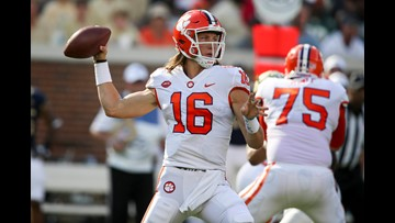 Will Lawrence lead Clemson to playoff?