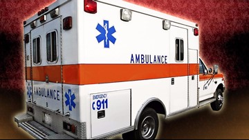 Teen hit by car while riding bike in Mount Holly