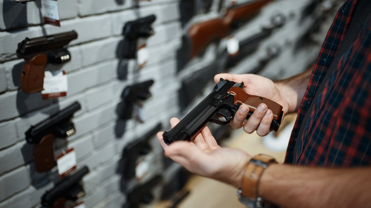 Gun permit requests surging in 2021