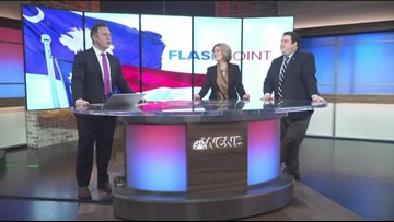 Flashpoint 2/9: NC GOP director, council animal tethering