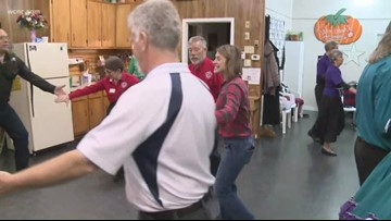 Charlotte's oldest square dancing club celebrates 50 years