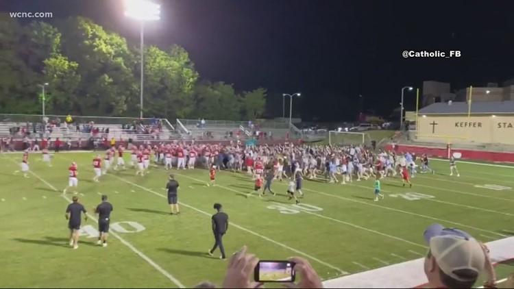Vance, Catholic head back to state championship games