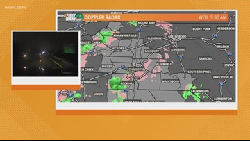 Freezing rain, drizzle causing slick overpasses