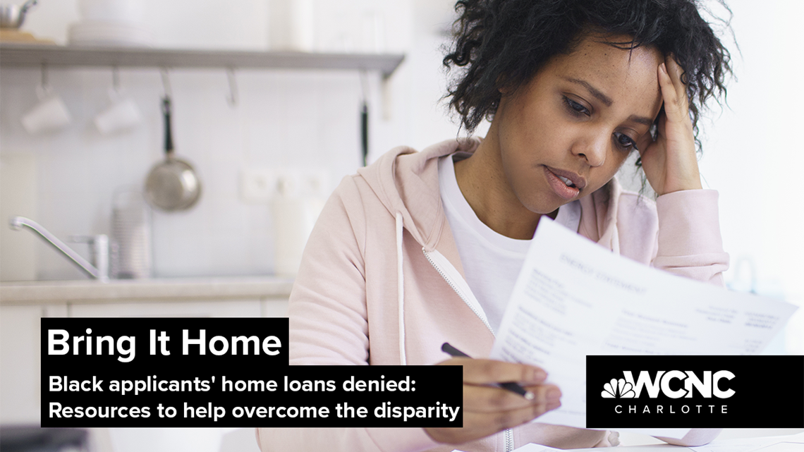 Helping Black applicants overcome mortgage loan disparities