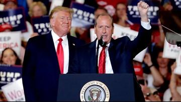 Republican Dan Bishop wins North Carolina District 9 special election