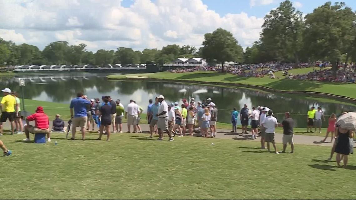PGA Championship returns to CLT in 2025