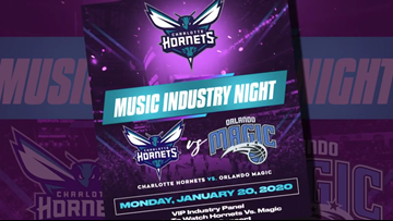 NBA's first-ever music industry night to be held in the Queen City