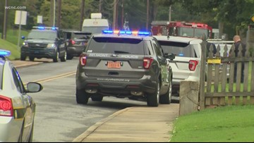 Gaston County standoff ends with suspect in custody | wcnc com