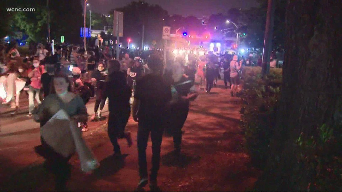 I want justice' | Charlotte, former CMPD chief sued for civil rights violations during June 2 protest