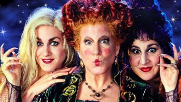 'Hocus Pocus' coming to Charlotte theaters to celebrate 25th anniversary