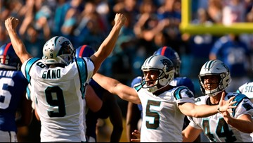 Graham Gano named NFC Special Teams Player of the Month for October