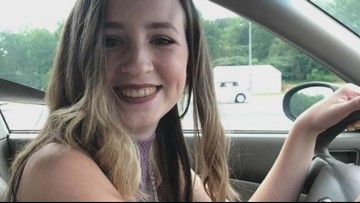 Hundreds say goodbye to York County teen