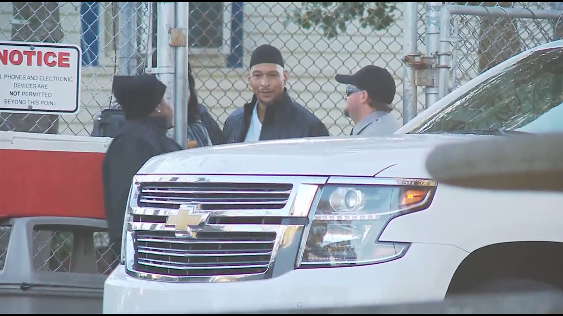 6038ccb4d32 Former Panther Rae Carruth released from prison   wcnc.com