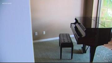 Charlotte family says moving company damaged piano