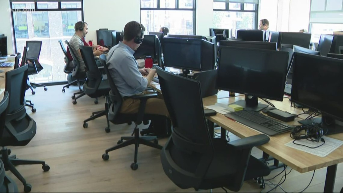 Company bringing 1,000 'fintech' jobs to Charlotte