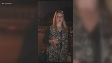 Warrant issued for woman in video of racially charged interaction in Charlotte
