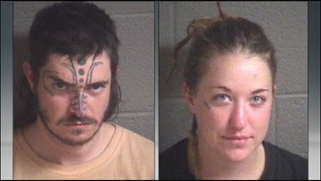 3 charged in North Carolina after 'Kitty' found mutilated