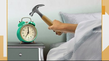This is how long it takes most people to wake up